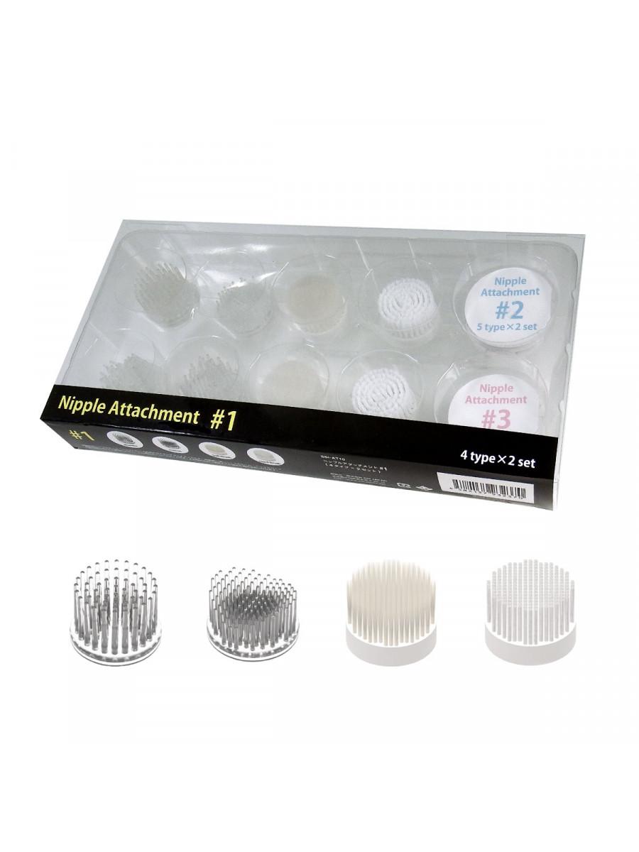 SSI-Japan 乳頭刺激器配件#1 ニップルアタッチメント#1【Nipple Dome專用配件】