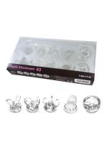 SSI-Japan 乳頭刺激器配件#3 ニップルアタッチメント#3【Nipple Dome專用配件】