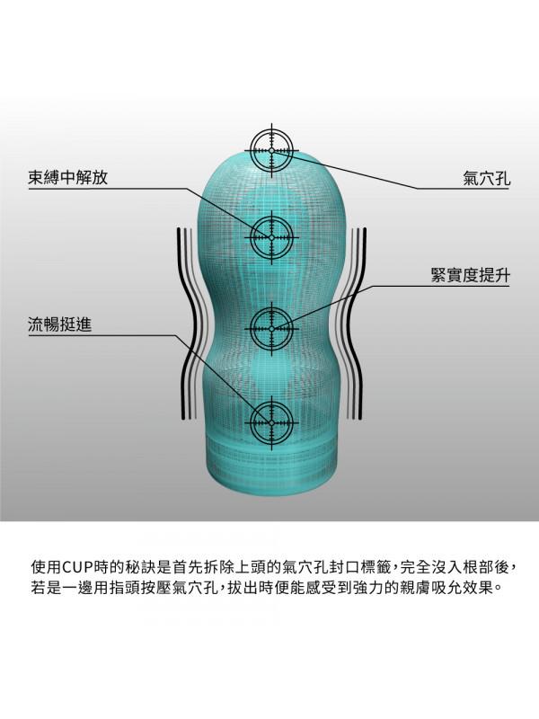 Tenga  口交模擬器 DEEP THROAT CUP